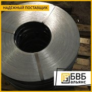 Лента 0,4 х 100 мм 36НХТЮ5М ЭП51 фото