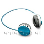 Стереогарнитура RAPOO H6020 bluetooth, синяя фото