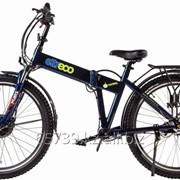 Велогибрид Eltreco Patrol 28 Nexus 3 blue фото