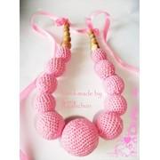 Слингобусы Розовые для мамы и дочки фото