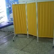 Ширма медицинская (3-створчатая) фото