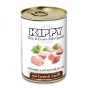 Паштет для собак KIPPY, с кусочками мяса, ягненок 400 г фото