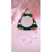 Новогодняя ёлочка - коробка фото