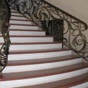 Ковка лестниц фото