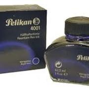Чернила для перьевых ручек Pelikan Brillant Black фото