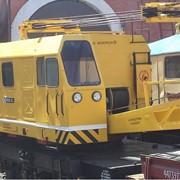 Кран железнодорожный, КЖДЭ-25 фото
