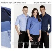 Рубашка мужская, арт. 004-0912 фото