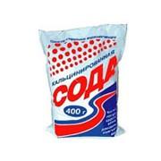 Сода кальцинированная 400 г в пакете фото