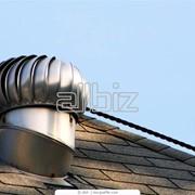 Воздуховоды металлические вентиляционные фото