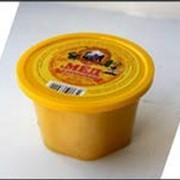 Цветочный мед Шестигранник плошка 0,28л фото
