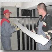 Покрытия для гидроизоляции. фото