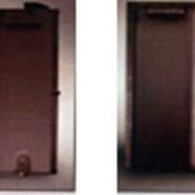 Створка торцевой двери полувагона (левая,правая) фото