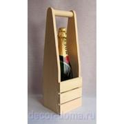 Подарочная упаковка для бутылок фото