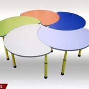 Комплект столів Квітка фото