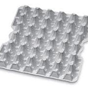 Линии по производству бугорчатой прокладки под яйцо. фото