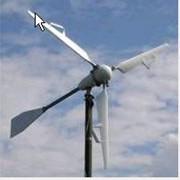 Ветроэлектрическая установка ВЭУ-08. фото