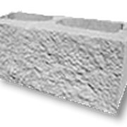 Шлакоблок декоративный серый фото