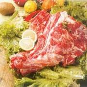 Продукт мясной в желе «Ассорти» Поросенок с хреном» фото