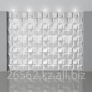 Декоративные 3D-панели для стен Mosaics фото