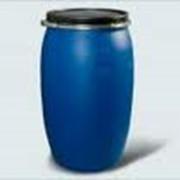 Круглая пластиковая емкость (бочка) для воды 200 л. фото