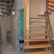 Лестницы под ключ Артикул: ЛК-004-1 фото