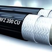 Шланг высокого давления, тип TBFZ CU, сдвоенный, медный провод - TBFZ 200 CU фото