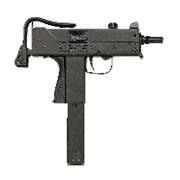 Автомат пистолет MAC-11 фото