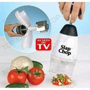 Измельчитель, крошилка-нарезалка Slap Chop Happy Chop (Слап Чоп Хэппи Чоп) фото