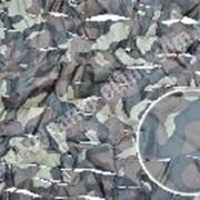 Маскировочные сетки расцветка: НАТО, покрой: волна фото