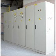 Распределение электрической энергии промышленного и бытового назначения. фото