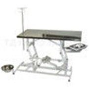 Ветеринарный стол универсальный СВУ(электропривод) фото