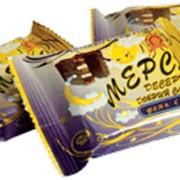 Печенье глазированное Мерси - десерт день и ночь Добрый смак фото