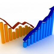 Информационно-аналитические услуги (отраслевые индексы, макроэкономические показатели, итоги торгов, показатели НБУ) фото