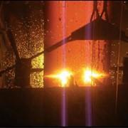 Газовая резка негабаритного толстостенного лома фото