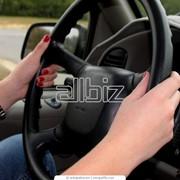 Аренда, прокат автомобилей с водителем фото