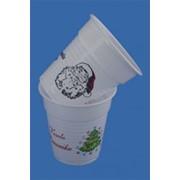 Печать логотипов на пластиковых стаканчиках 00004 фото