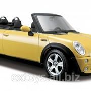 Mini Cooper Cabrio фото