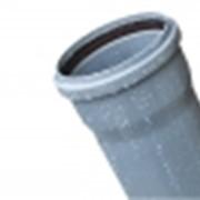 Трубы канализационные полипропиленовые диаметр 110мм фотография