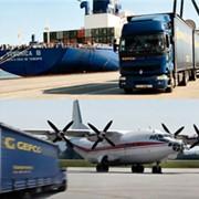 Морские и воздушные перевозки (OverseaSolution) фото