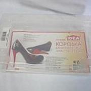 Коробка для хранения обуви 320х190х105 Прозрачный (32шт.) фото
