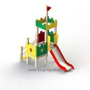 Детский игровой комплекс Крепость 005291 фото