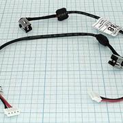 Разъем питания для ноутбука Lenovo ideapad G570 (with cable) series 1100570 фото