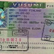 Виза в Финляндию фото