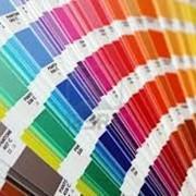 Смесевые краски по системе Pantone фото