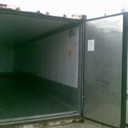 Морозильный контейнер фото