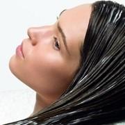 Голубая глина для волос фото