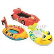 Intex надувные лодки Машинки, техника фото
