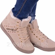 Ботинки Lady 215 беж скл фото