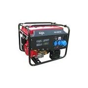 Генератор бензиновый Elitech БЭС 6500 ЕМК 5000/5500 Вт ручной/электрический запуск фото