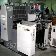 Листовая офсетная печатная машина Ryobi 522 HE фото